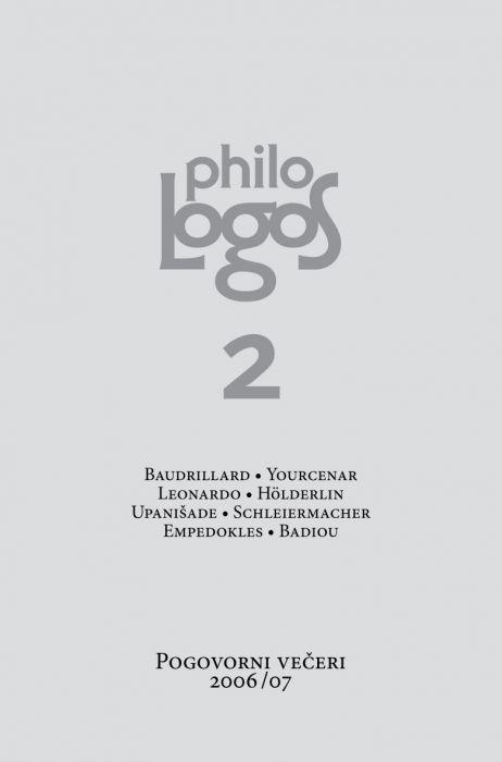 Gorazd Kocijančič in Vid Snoj: Philologos 2