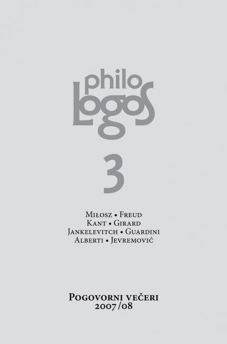Gorazd Kocijančič in Vid Snoj: Philologos 3