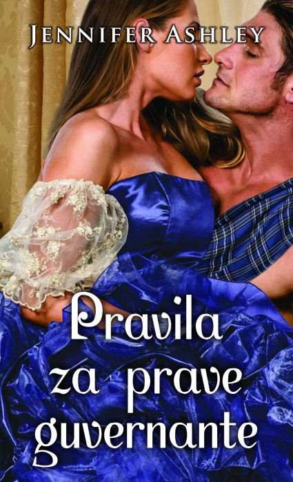 Jennifer Ashley: Pravila za prave guvernante