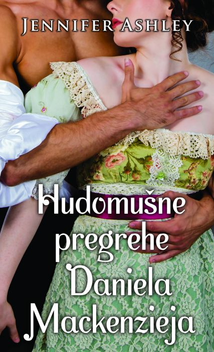 Jennifer Ashley: Hudomušne pregrehe Daniela Mackenzieja