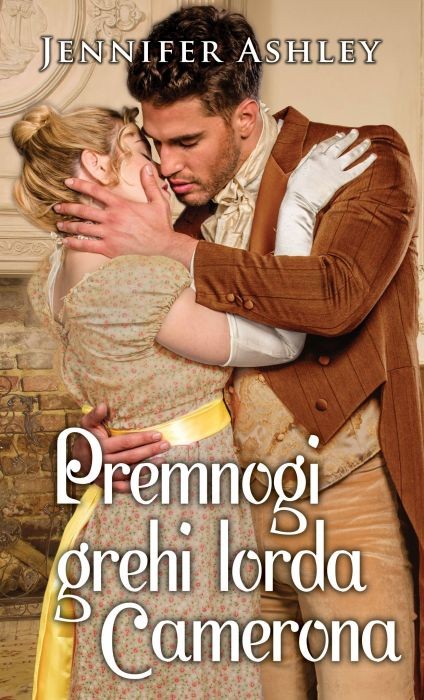Jennifer Ashley: Premnogi grehi lorda Camerona
