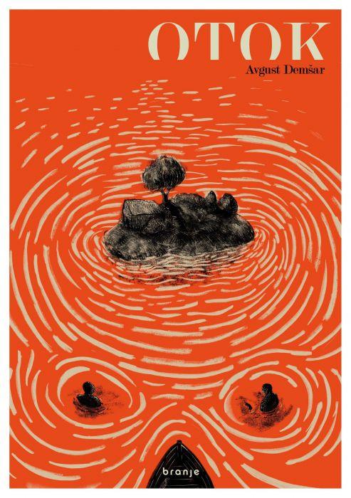 Avgust Demšar: Otok