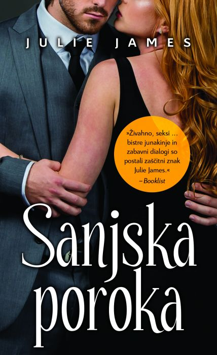 Julie James: Sanjska poroka