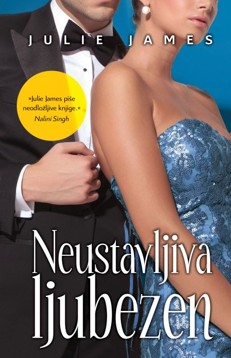Julie James: Neustavljiva ljubezen