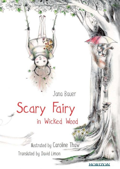 Jana Bauer: Scary Fairy in Wicked Wood