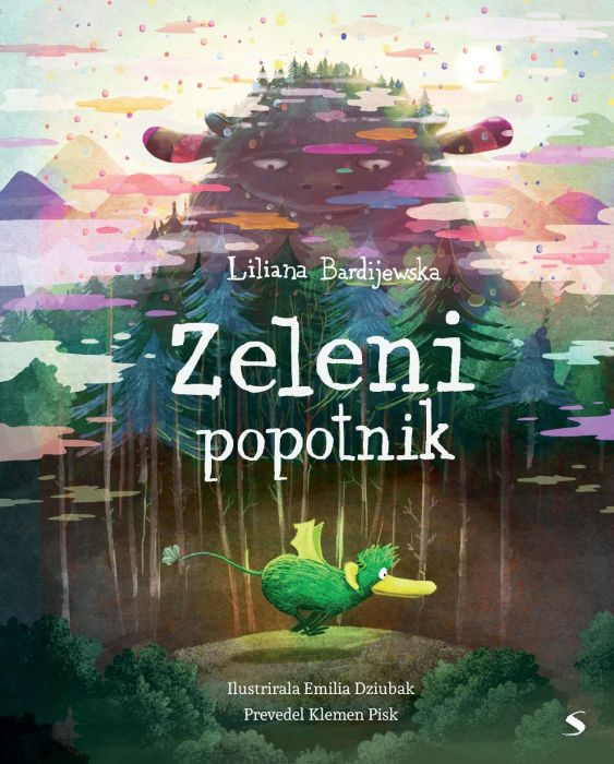 Liliana Bardijewska: Zeleni popotnik