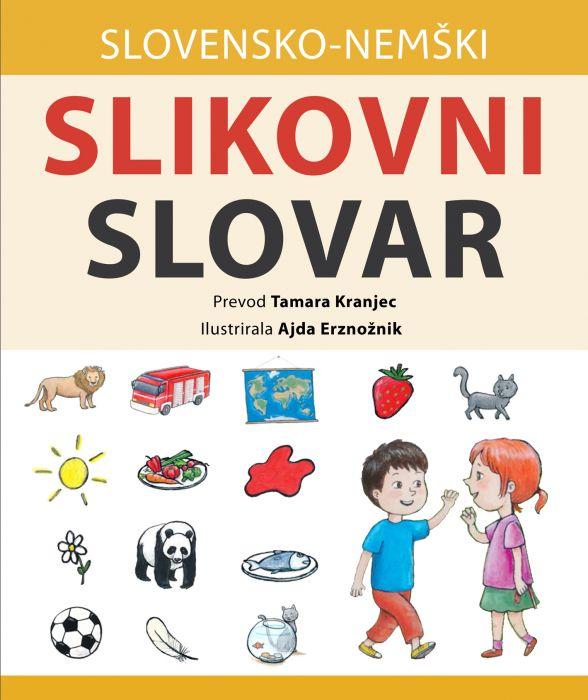 Barbara Majcenovič Kline: Slovensko-nemški slikovni slovar
