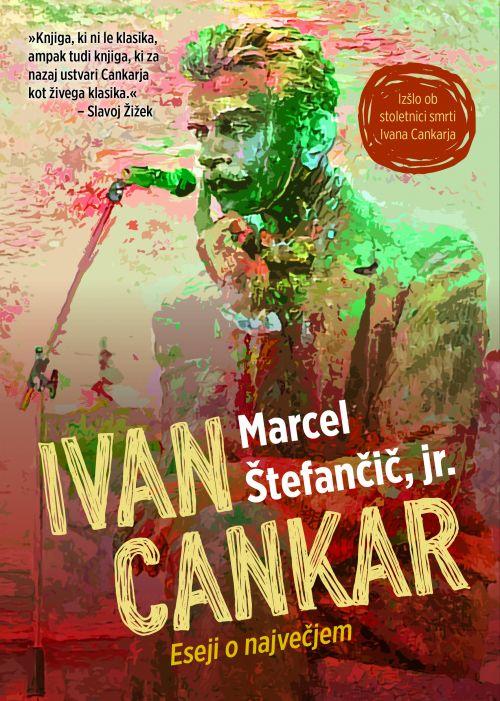 Marcel Štefančič, jr.: Ivan Cankar