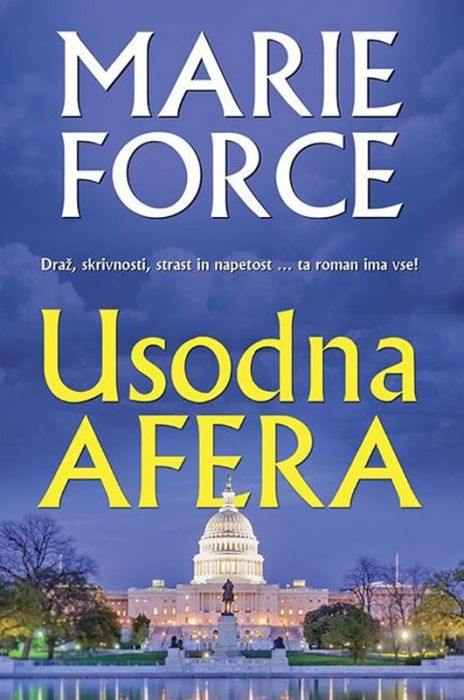Marie Force: Usodna afera