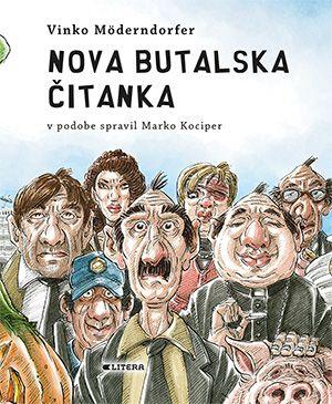 Vinko Möderndorfer: Nova butalska čitanka