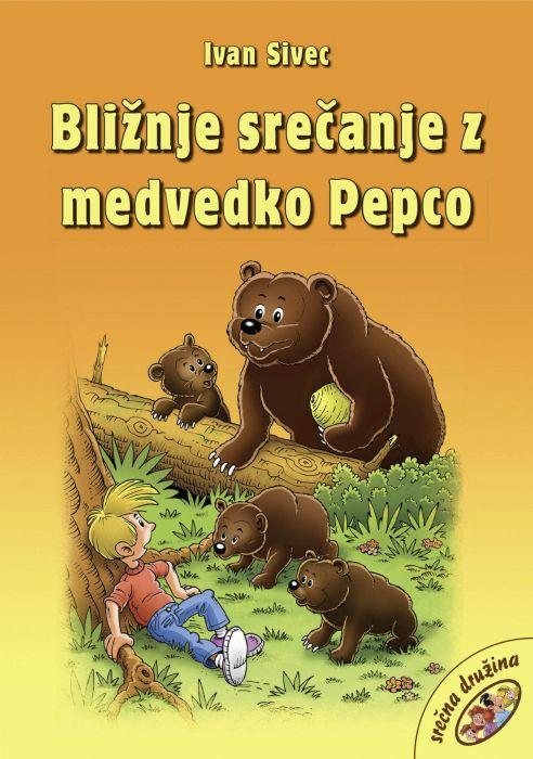 Ivan Sivec: Bližnje srečanje z medvedko Pepco