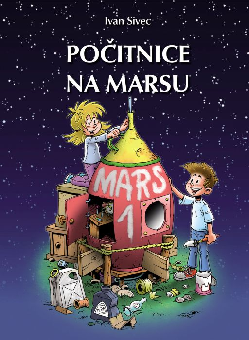 Ivan Sivec: Počitnice na Marsu