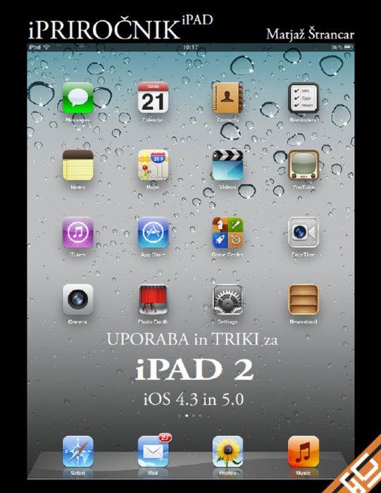 Matjaž Štrancar: iPriročnik iPad