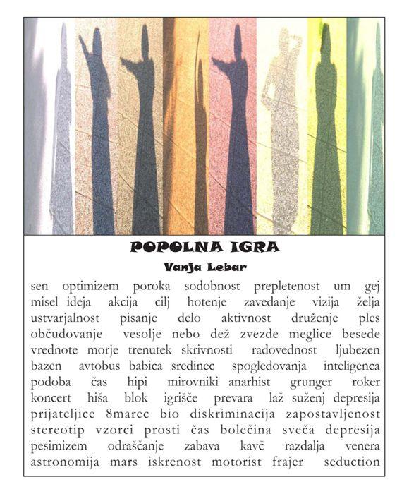 Vanja Lebar: POPOLNA IGRA
