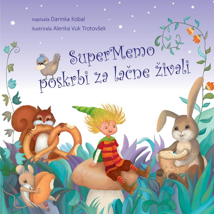 Darinka Kobal: SuperMemo poskrbi za lačne živali
