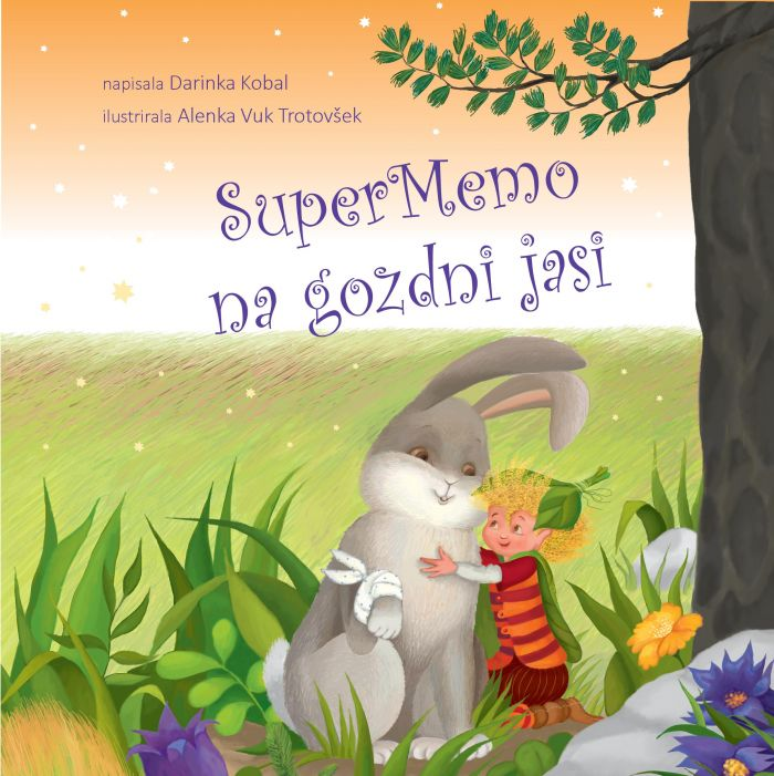 Darinka Kobal: SuperMemo na gozdni jasi