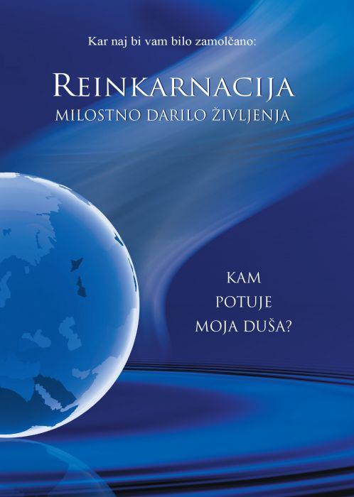 Gabriele-Verlag Das Wort: Reinkarnacija: milostno darilo življenja