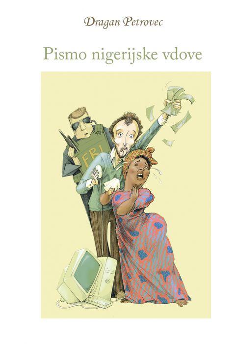 Dragan Petrovec: Pismo nigerijske vdove