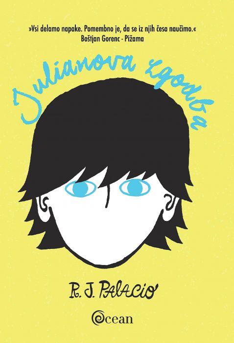 R. J. Palacio: Julianova zgodba