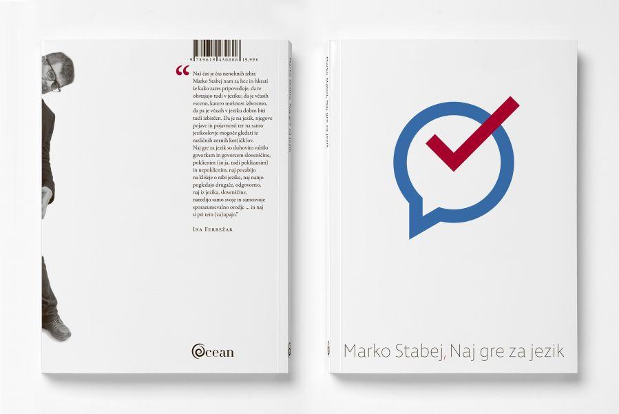 Marko Stabej: Naj gre za jezik