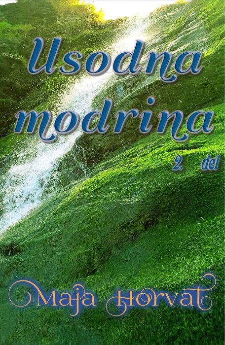 Maja Horvat: Usodna modrina, 2. del