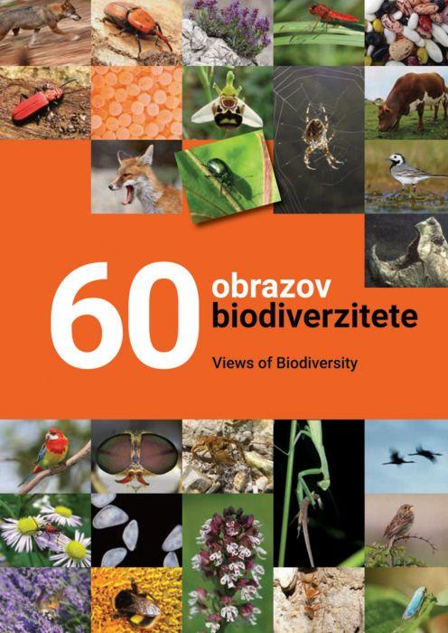 Uredili Davorin Tome, Nataša Mori, Al Vrezec: 60 obrazov biodiverzitete