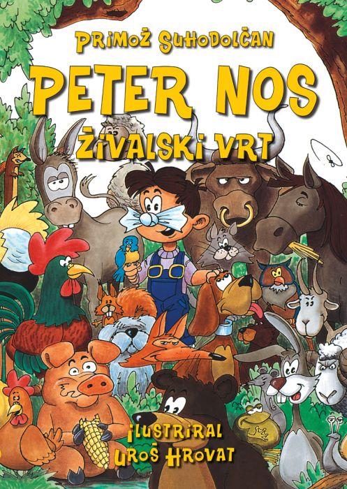 Primož Suhodolčan: Peter Nos - Živalski vrt