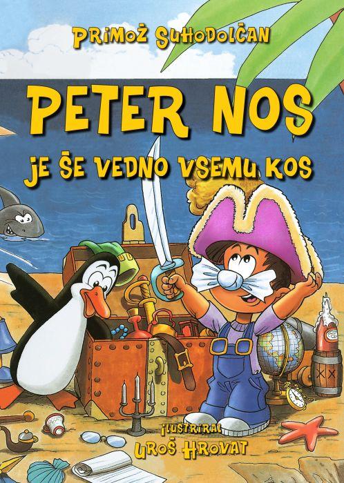 Primož Suhodolčan: Peter Nos je še vedno vsemu kos