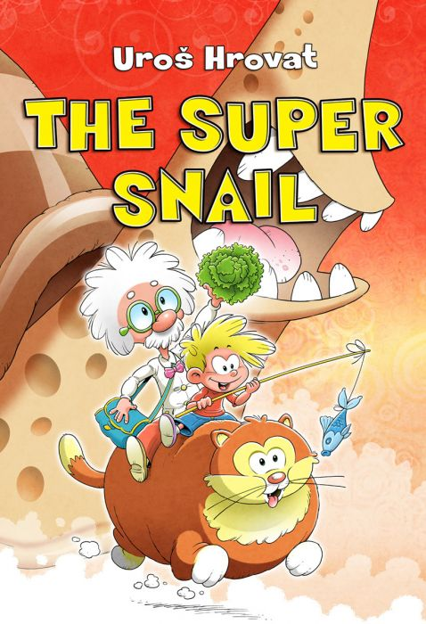 Uroš Hrovat: The Super Snail