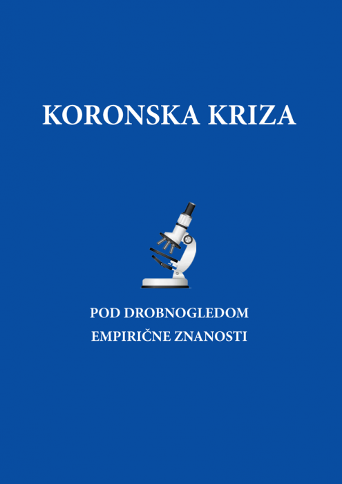 Srečko Šorli, Andraž Teršek: Koronska kriza pod drobnogledom empirične znanosti